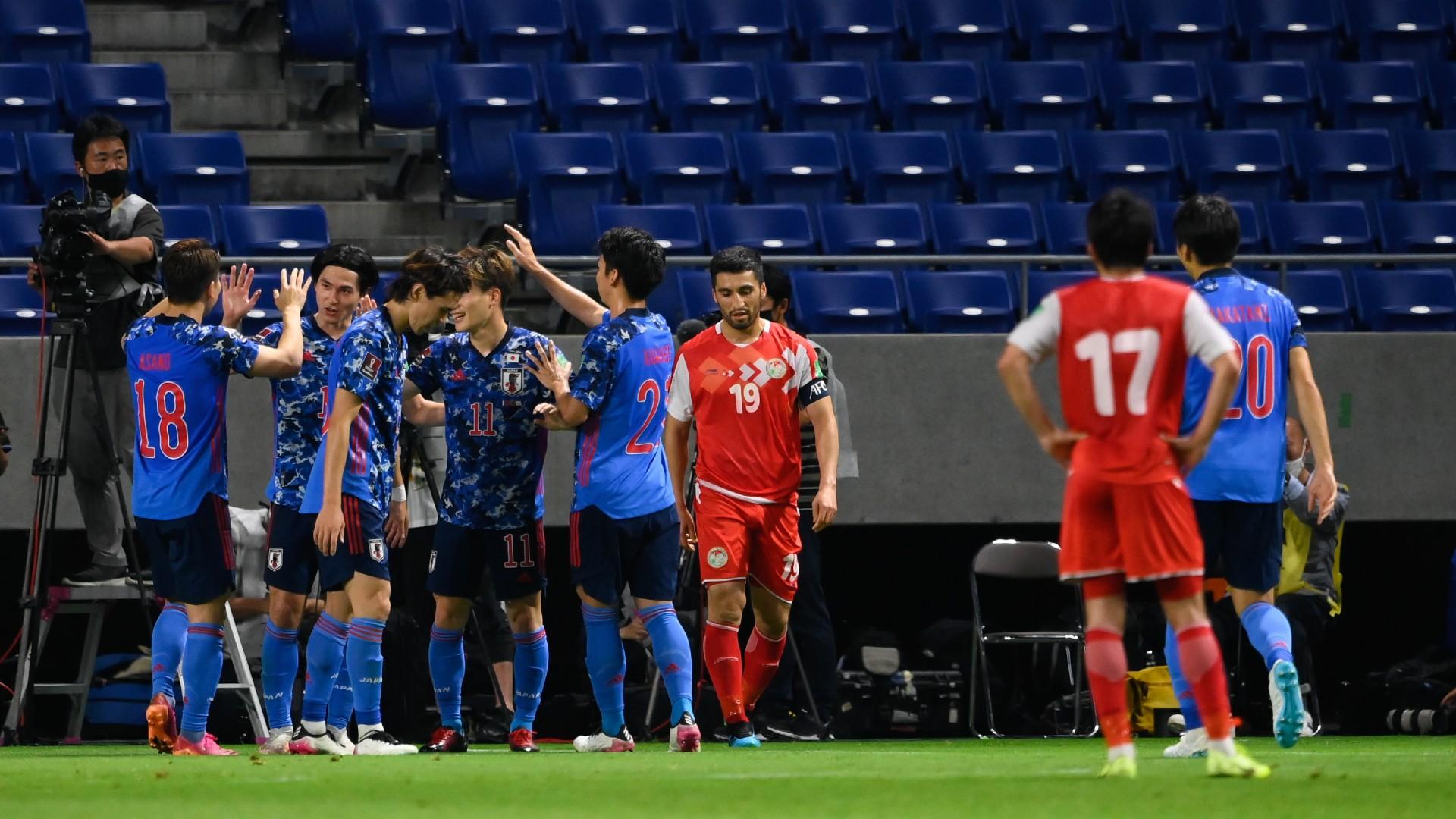 【きょうのスポーツ】アジア2次予選初失点も、南野拓実の7試合連続ゴールなどでタジキスタンに快勝|サッカー日本代表