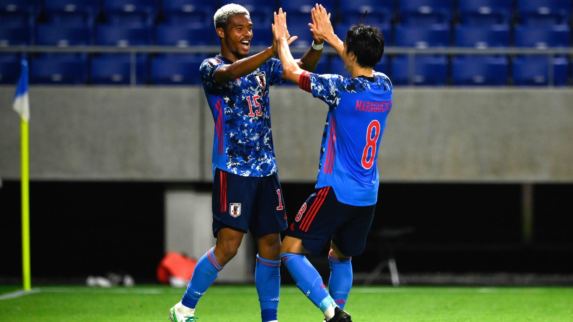 【きょうのスポーツ】オナイウ阿道が代表初ゴールからわずか6分でハット!日本がキルギスに快勝|サッカー
