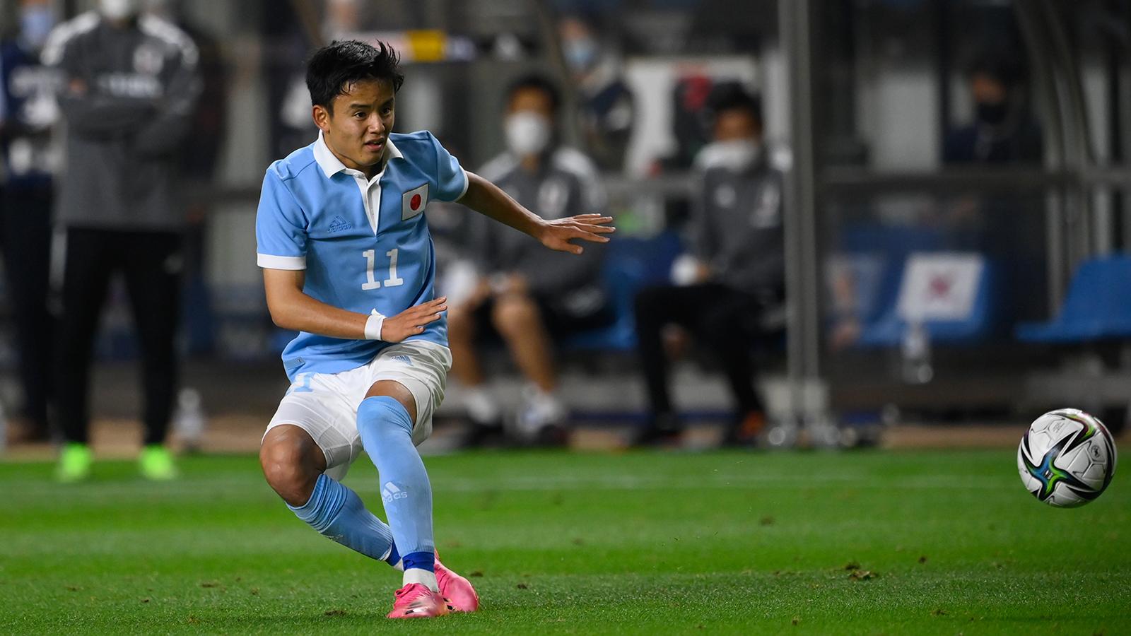 【きょうのスポーツ】堂安律、久保建英らが躍動!U-24日本代表がU-24ガーナ代表に6発快勝|サッカー日本代表